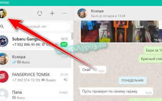 Как поменять аватарку в WhatsApp — проверенные варианты
