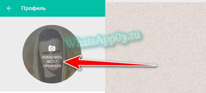 Как поменять фото в WhatsApp на аве, как убрать свою фотку