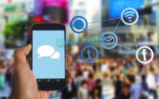 Как скачать старую сборку WhatsApp — пошаговая инструкция