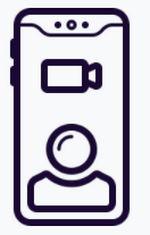 Logo телефон